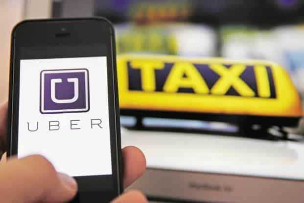 Uber has faced battles worldwide over the legality of its ride-hailing service, as traditional cab drivers whose business has been threatened fought back by lobbying for stiffer regulations. Photo: Reuters