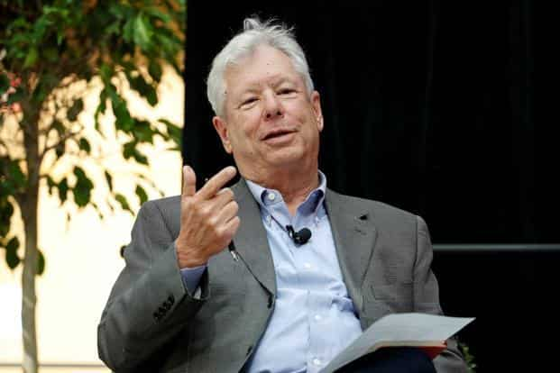 Richard Thaler, the winner of the 2017 Nobel Prize in Economics, distinguishes between the Econ—the abstract homo economicus individual used in rational choice axioms—and the more realistic Human. Photo: Reuters