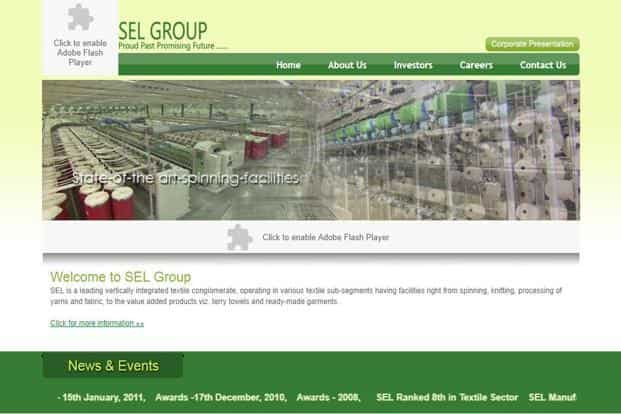 Expect More Emphasis On Sel In 2017 >> Bankruptcy Proceedings Filed Against Sel Manufacturing