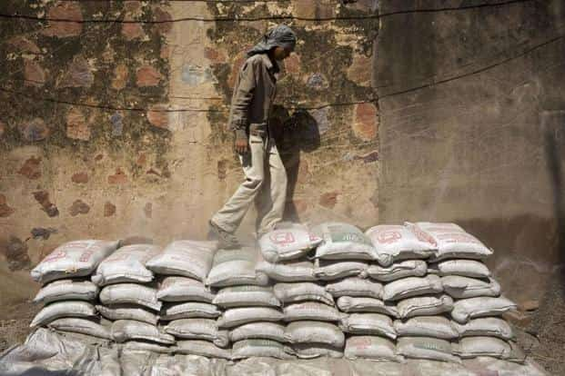 On its future outlook, Ambuja Cement said the government's focus on infrastructure and construction sectors was likely to boost cement demand. Photo: Bloomberg