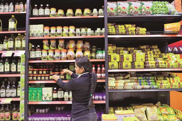 Patanjali Ayurved intends to grow at over 100% even on this large base to cross Rs20,000-Rs25,000 crore in the current fiscal year. Photo: Priyanka Parashar/Mint