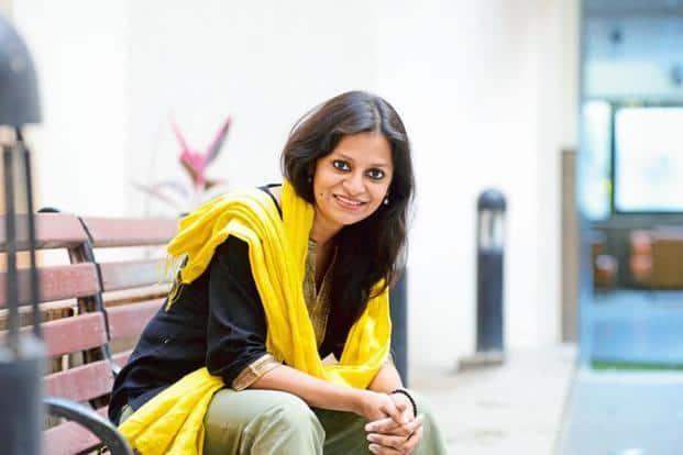 Bindi Bottoms co-founder Vatsala Shrivastava. Photo: Hemant Mishra/Mint