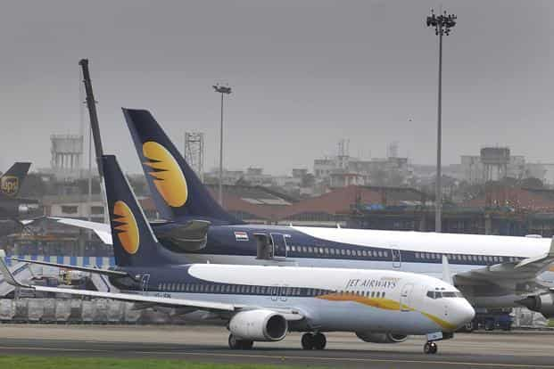 Jet Airways, at present, has 54 foreign pilots and they too would be done away with over a period of time. Photo: Abhijit Bhatlekar/Mint