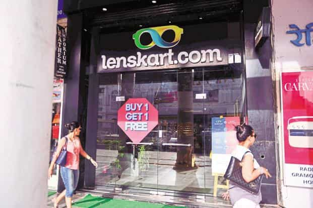 A Lenskart store in Delhi. Unlike large e-commerce firms such as Flipkart and Amazon, category-specific brands like Urban Ladder and Lenskart have a greater focus on pleasing customers, say analysts. Photo: Pradeep Gaur/Mint