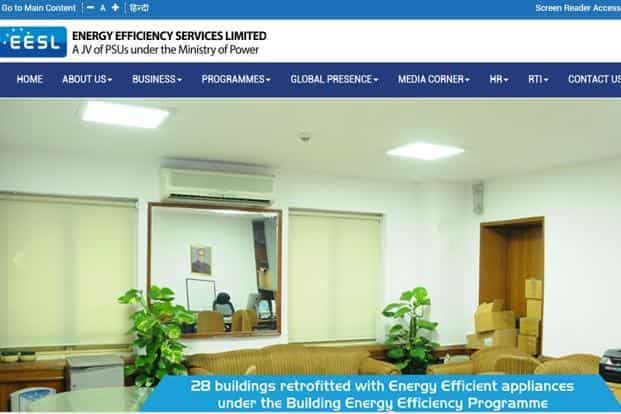 State-run Energy Efficiency Services Ltd is implementing India's e-vehicles and LED bulbs programme.