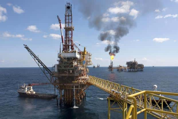 The oil ministry is unhappy with the near stagnant oil and gas production and believes giving out the discovered fields to private firms would help raise output as they can bring in technology and capital. Photo: Bloomberg