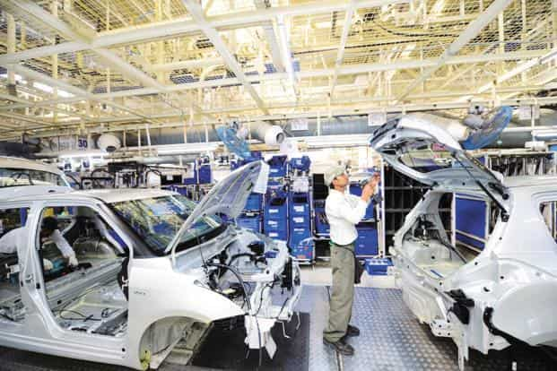 Maruti Suzuki plans to produce around 150,000 cars in Gujarat by the end of this fiscal. Photo: Ramesh Pathania/Mint