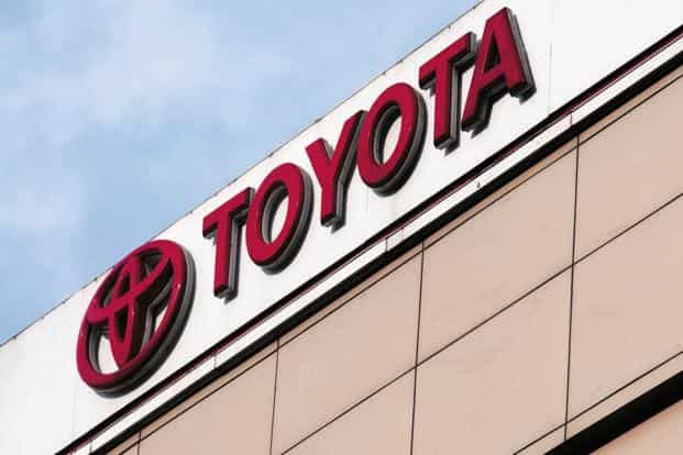 Toyota Kirloskar is India's sixth-largest passenger carmaker with 81,961 units in sales from April to October. File photo: Ramesh Pathania/Mint