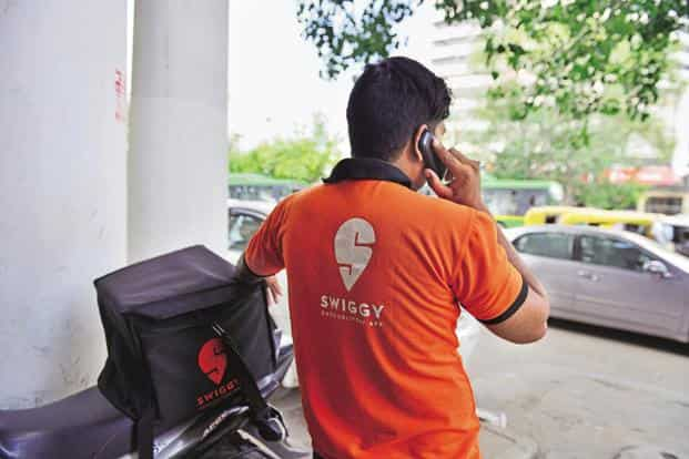 Foodtech start-up Swiggy is pushing hard to compete better in the online food delivery space where its competitors include Zomato, UberEats, Foodpanda and Faasos. Photo: Priyanka Parashar/Mint