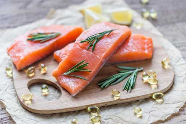 Salmon is rich in omega-3 fatty acids. Photo: iStockphoto