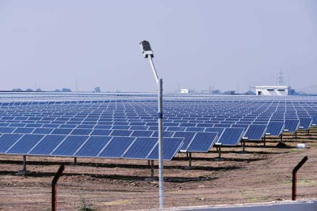 Fortum India's operation has a solar power project portfolio 215 MW. Photo: Pradeep Gaur/Mint