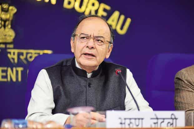 Finance minister Arun Jaitley said changes to the IBC have been proposed through an ordinance that's awaiting presidential assent. Photo: Pradeep Gaur/Mint