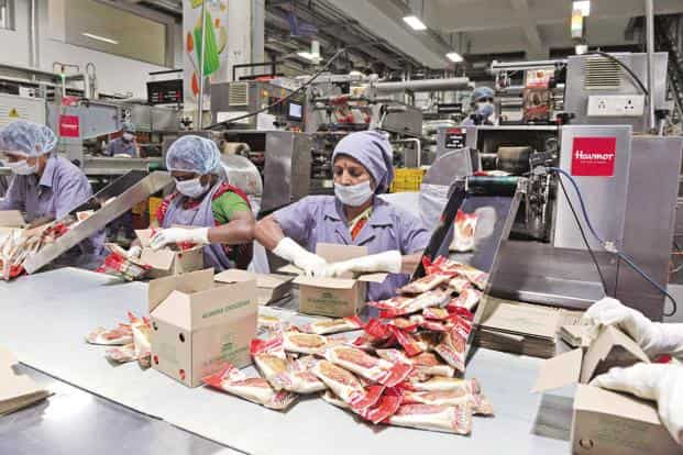 Havmor, the seventh largest ice cream manufacturer in India, makes 150 kinds of products from two plants and sells from around 30,000 dealers. Photo: AFP