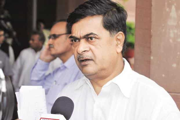 Power minister R.K. Singh. A total of 34 coal-fuelled power projects, with an estimated debt of Rs1.77 trillion, have been reviewed by the government. Photo: HT