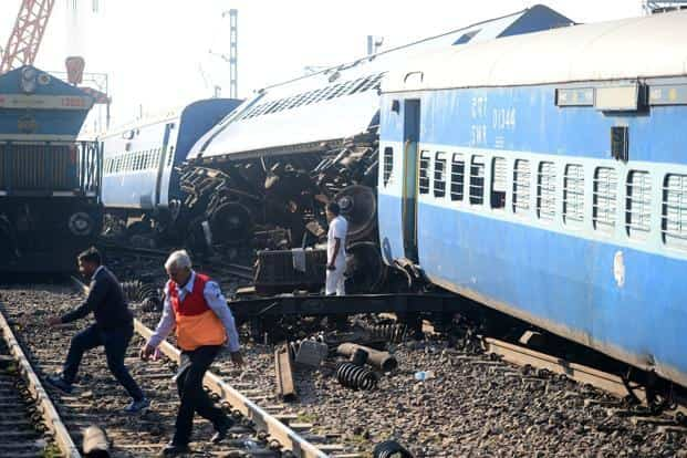 Indian Railways reports four train accidents in less than 12 hours