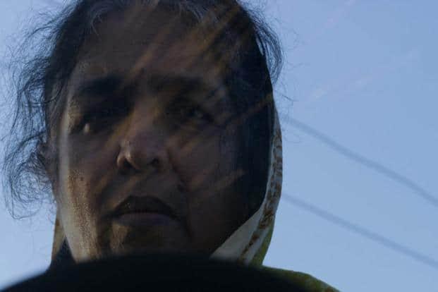 A still from film 'Ajji'.