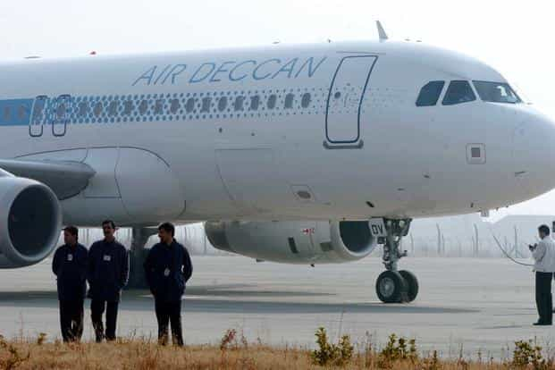 Air Deccan will use an 18-20 seater aircraft for the Udan flights in the northeast region. Photo: AFP