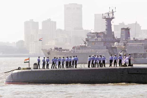 India might look to make its nuclear submarines future-proof by adopting LEU reactors. Photo: Reuters