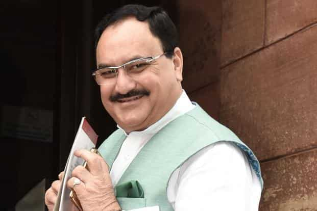 Union health minister JP Nadda. In 2017-18 non-communicable diseases received the highest increase in allocation from Rs555 crore in 2016-17 to Rs955 crore in 2017-18. Photo: HT