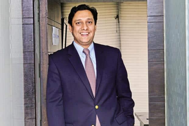 Kuldeep Jain, founder and managing director of CleanMax Solar. Photo: Aniruddha Chowdhury/Mint