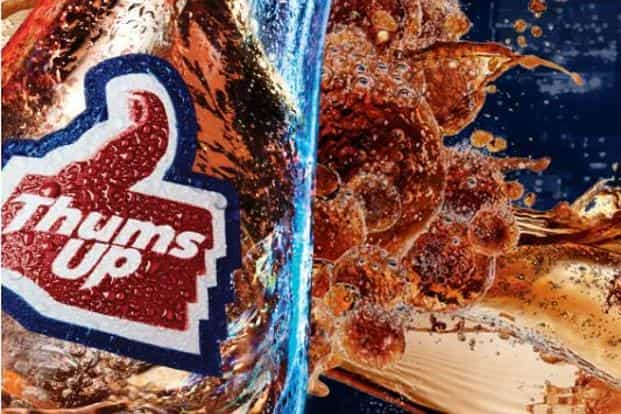 Thums Up never tried to become a Coca-Cola clone, either in taste or in name.