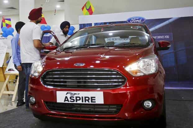 Ford India Sales Rise 29 To 27 019 Units In November