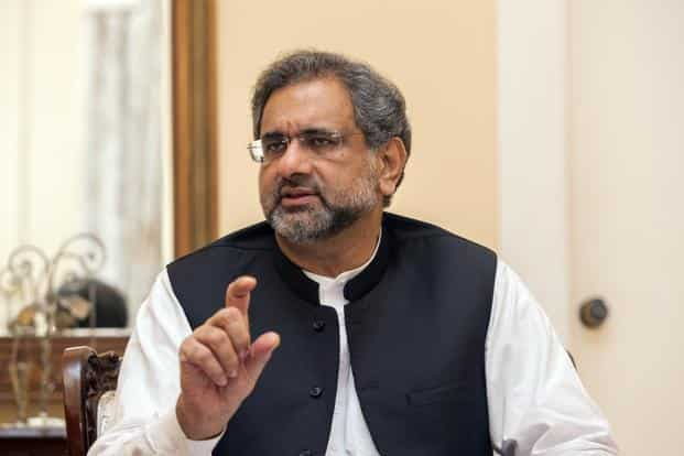 Pakistan's prime minister Shahid Khaqan Abbasi reiterated that Pakistan, which has received 12 IMF loans since 1988, doesn't need a bailout. Photo: Bloomberg