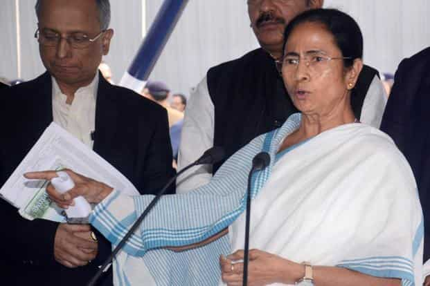 """Pollution in Delhi is """"not a political issue but a genuine issue"""", Mamata Banerjee said. Photo: PTI"""