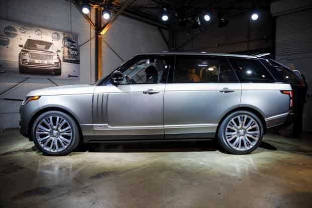 Range Rover Autobiography Price >> Jlr Launches Limited Edition Range Rover At Rs2 8 Crore
