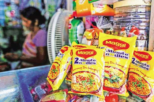 Global food companies want to avoid a fiasco like the one Nestle India had to face in 2015 after FSSAI declared a nationwide ban on Maggi Noodles over food safety concerns. Photo: Bloomberg