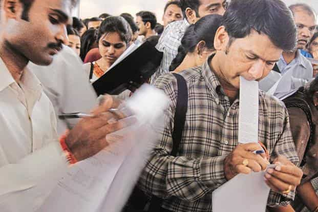 As per a joint report published by industry lobbies Ficci and Nasscom, 37% of the Indian workforce will be in jobs demanding drastically different skill sets by 2022. Photo: AP