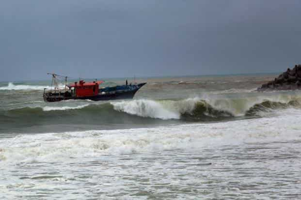 The fishermen also demanded that the centre declare the calamity as a national disaster. Photo: PTI