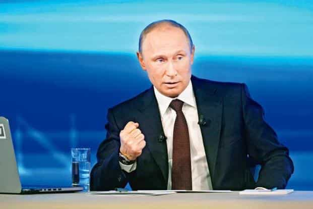 Russian President Vladimir Putin. In 2017, corruption and its attendant scandals toppled presidents and prime ministers, cut down political opposition leaders, and fuelled 'populist' revolts worldwide. Photo: Reuters