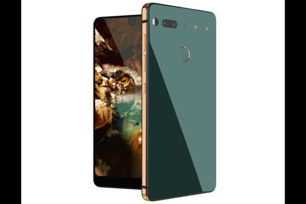 The Essential phone comes from one of the founders of Android, Andy Rubin.
