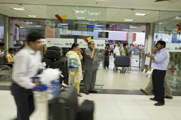 By January-end, the aviation ministry is expected to complete the process of creating a template document for instituting an Aadhaar-based system at airports. Photo: Hindustan Times