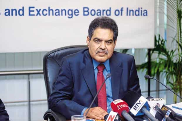 Sebi chairman Ajay Tyagi says the regulator is seriously considering the recommendations of the Uday Kotak committee on corporate governance. Photo: Abhijit Bhatlekar/Mint