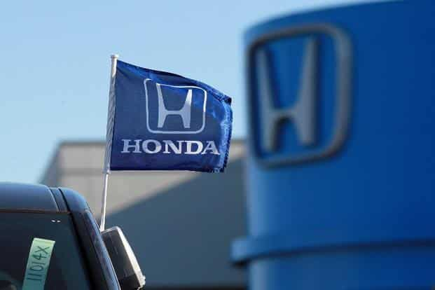 Honda Motor Co. Ltd has already announced that by 2030, electric cars will comprise 65% of its overall sales. Photo: AFP