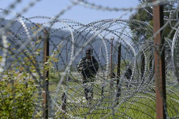 Jammu and Kashmir witnessed a total of 881 ceasefire violations this year, highest in the past seven years, along the LoC and the International Border (IB), resulting in the death of 34 persons. File photo: HT