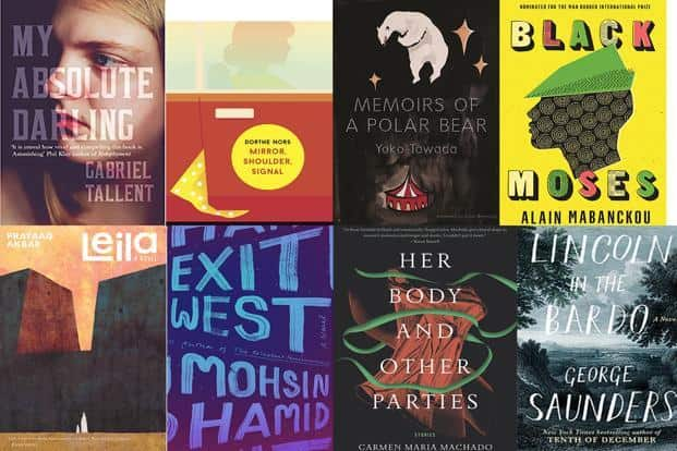 25 books from 2017 that stayed with us