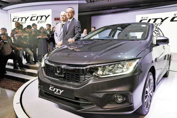 Honda Cars Domestic Sales Rise 26 To 12 642 Units In December Vecv
