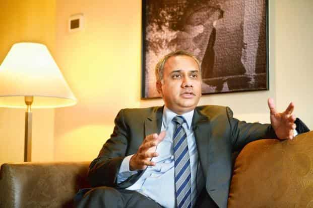 Industry watchers say Salil Parekh's skills in handling multi-cultural work environment, combined with his strong grip on technology and sales, makes him the perfect choice for leading Infosys during this period of transition. Photo: Abhijit Bhatlekar/Mint