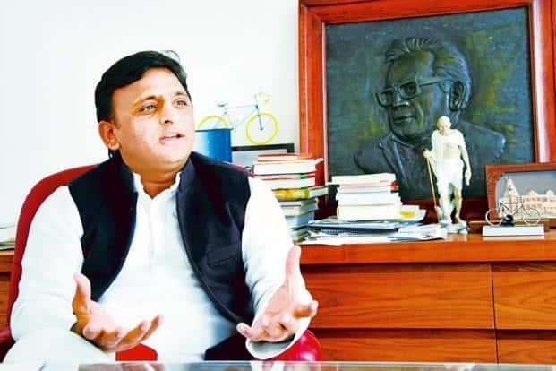 Samajwadi Party (SP) national president and former Uttar Pradesh chief minister Akhilesh Yadav. Photo: Remanshu Singh/Mint