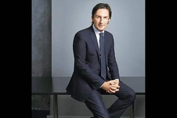 Pietro Beccari, CEO, Fendi. Photo Courtesy: Fendi
