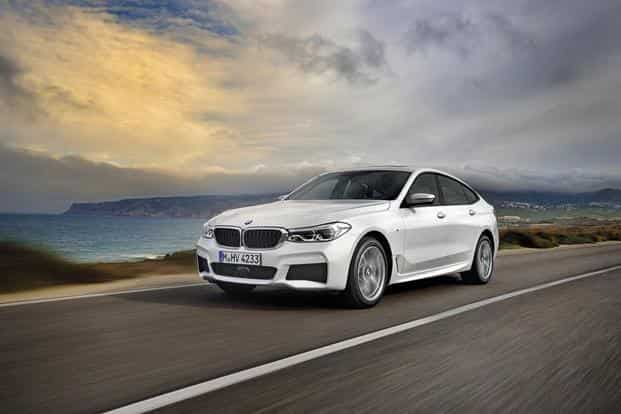 Bmw 6 Series Gt A Large And Sporty Rival For The Mercedes E Class