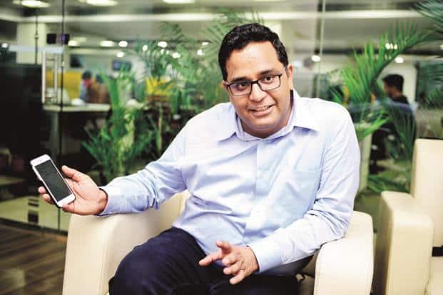 Vijay Shekhar Sharma, founder of One97 Communications. Photo: Pradeep Gaur/Mint