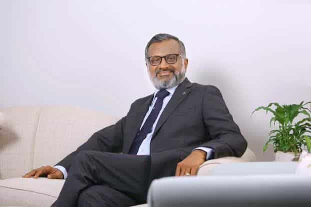 Muthoot Pappachan Group chairman and managing director Thomas John Muthoot.