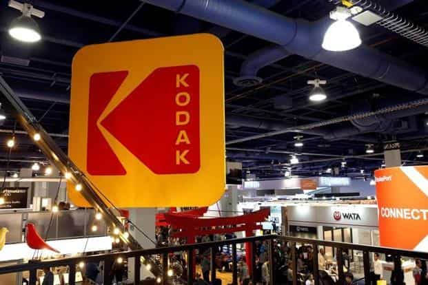 Investors aren't waiting to see if the proposed KodakCoin is just a fad, or the real new, new thing for a company founded in 1888 by the inventor of roll film. Photo: Reuters