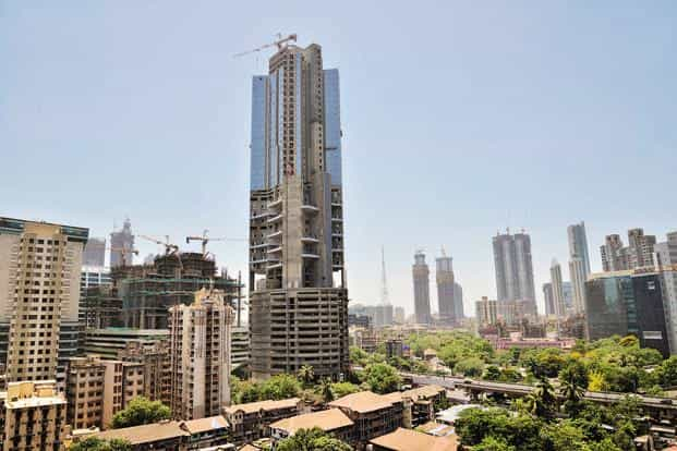 In 2017, most developers refrained from launching projects and focused on selling existing stock. Photo: Aniruddha Chowdhury/Mint
