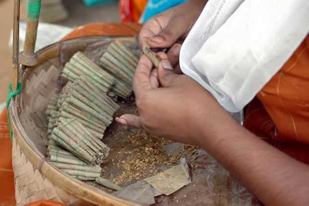 The beedi industry is a masterclass in distributed manufacturing. Photo: Reuters
