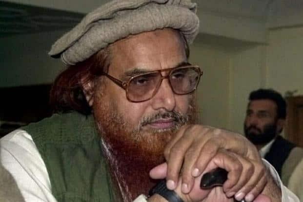 Lashkar-e-Taiba (LeT) chief Hafiz Saeed. Photo: AFP